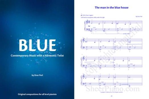 Dror Perl - Blue