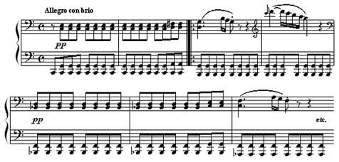 Beethoven Waldstein Sonata (1st mvt)